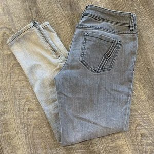 A.N.A Ombré Skinny Jeans